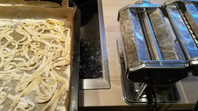 Pasta fatta in Casa – selbstgemachte Nudeln