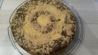 Quark-Mohn-Kuchen – ein Klassiker der immer wieder auf den Tisch kommt