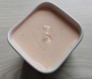 Feta-Creme mit Paprika