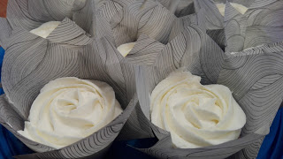 Bananen-Toffee Cupcakes