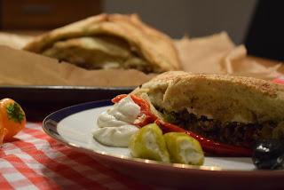 #Strombolibacken – Stromboli Greek Style