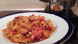 One Pot Pasta – Viva México!