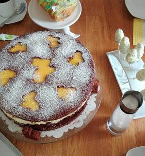 Osterei Cake Pops