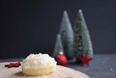 Kokos-Schneebälle
