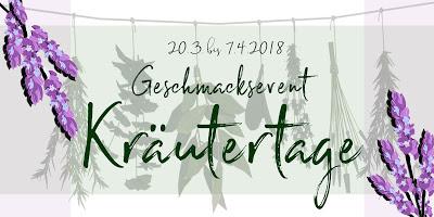 """Geschmacksevent """"Kräutertage""""- Koriander"""