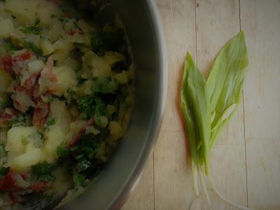 Bärlauch Kartoffelsalat