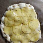 Kartoffelfladen Kartoffeln