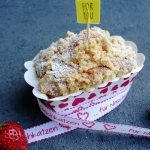 Erdbeer Sand Streusel Kuchen