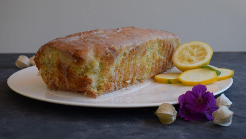 Zitronen-Zucchini Kuchen