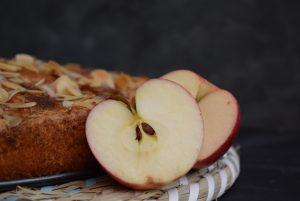 Äppelkaka 2