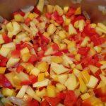 restliches Gemüse