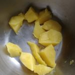 Kartoffelna ausdampfen
