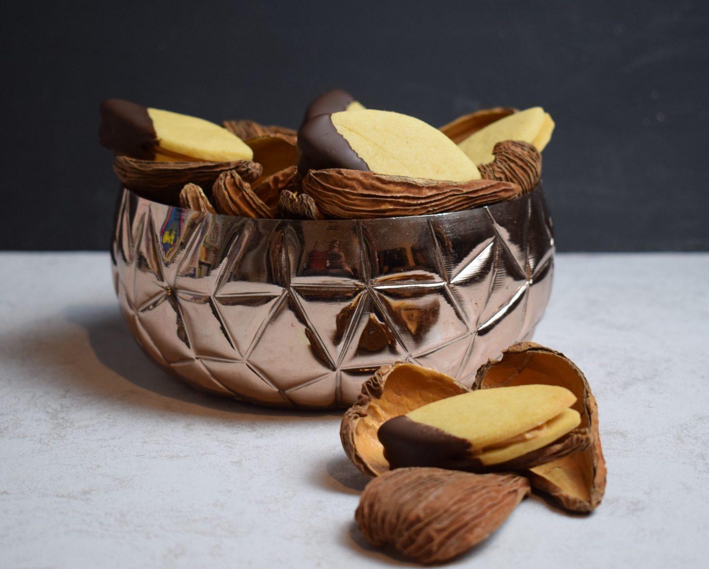 Erdnussbutter Plätzchen