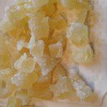 kandierte Ananas