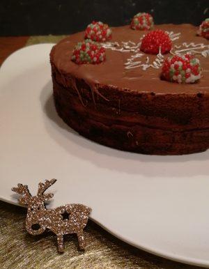 Baumkuchen Weihnachten