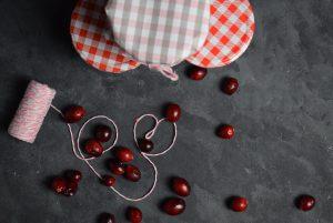 Cranberry Chutney oben