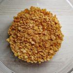 Cornflakes zerkleinern
