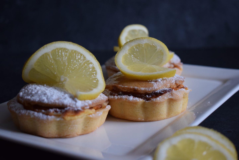 Zitronen-Käsekuchen Tartelettes