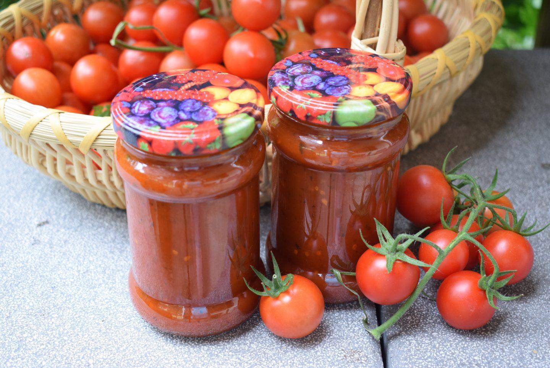 Tomatenmarmelade – der Geschmack von Sommer im Glas